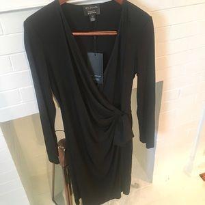 NWT St John Wrap Dress
